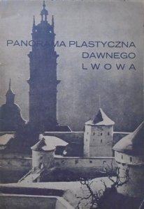 Janusz Witwicki • Panorama plastyczna dawnego Lwowa