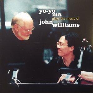Yo-Yo Ma • Yo-Yo Ma Plays the Music of John Williams • CD