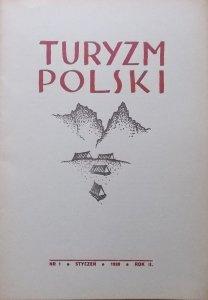 red. Dr Stanisław Leszczyński • Turyzm Polski nr 1/1939