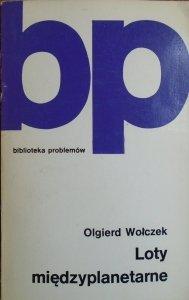 Olgierd Wołczek • Loty międzyplanetarne