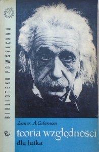 James A. Coleman • Teoria względności dla laika