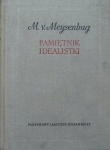 Malwida v. Meysenbug • Pamiętnik idealistki
