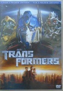 Michael Bay • Transformers • DVD
