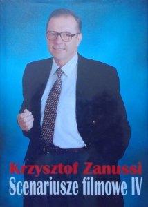 Krzysztof Zanussi • Scenariusze filmowe IV