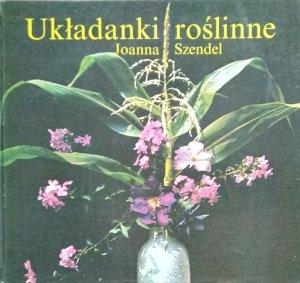 Joanna Szendel • Układanki roślinne