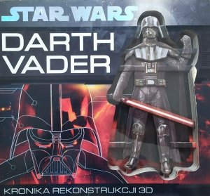 Star Wars • Darth Vader. Kronika rekonstrukcji 3D