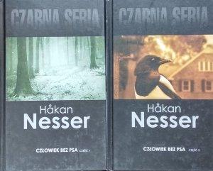 Hakan Nesser • Człowiek bez psa