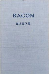 Franciszek Bacon • Eseje