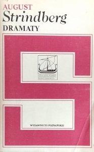 August Strindberg • Dramaty
