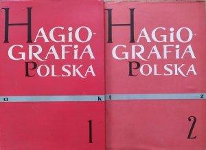 red. O. Romuald Gustaw OFM • Hagiografia polska. Słownik bio-bibliograficzny