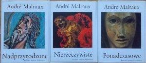 Andre Malraux • Przemiana Bogów. Nadprzyrodzone, Nierzeczywiste, Ponadczasowe [komplet]