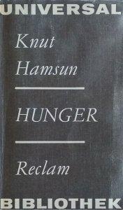 Knut Hamsun • Hunger
