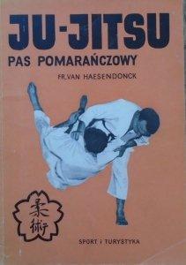 Fr. van Haesendonck • Ju-Jitsu. Pas pomarańczowy