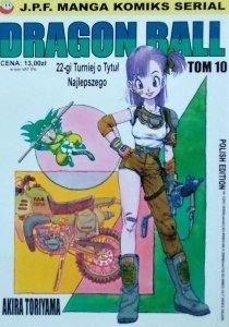 Akira Toriyama • Dragon Ball [Tom 10]