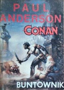 Poul Anderson • Conan Buntownik