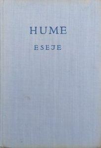 Hume • Eseje z dziedziny moralności i literatury