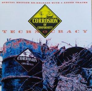 Corrosion of Conformity • Technocracy • CD