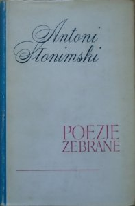 Antoni Słonimski • Poezje zebrane