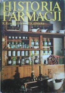 Robert  Rembieliński, Barbara Kuźnicka • Historia farmacji