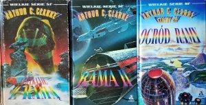 Arthur C. Clarke, Gentry Lee • Rama [komplet]