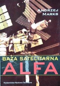Andrzej Marks • Baza satelitarna ALFA