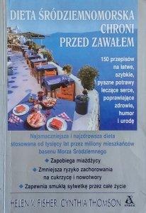 Helen Fisher • Dieta śródziemnomorska chroni przed zawałem