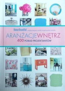 Lisa Cregan • Aranżacje wnętrz. 400 porad projektantów
