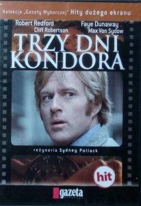 Sydney Pollack • Trzy dni Kondora • DVD