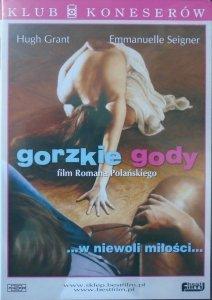 Roman Polański • Gorzkie gody • DVD