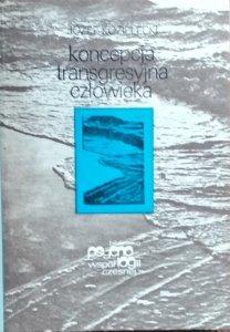 Józef Kozielecki • Koncepcja transgresyjna człowieka