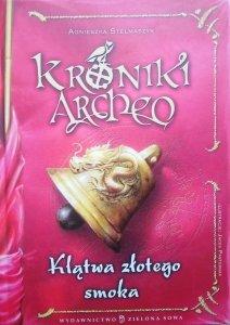 Agnieszka Stelmaszyk • Klątwa złotego smoka. Kroniki Archeo