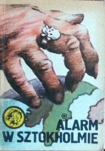 Tadeusz Konecki • Alarm w Sztokholmie