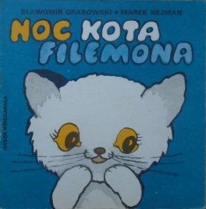 Sławomir Grabowski, Marek Nejman • Noc kota Filemona [Poczytaj mi mamo]