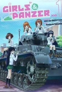 Ryohichi Saitaniya • Girls & Panzer [Tom 1]
