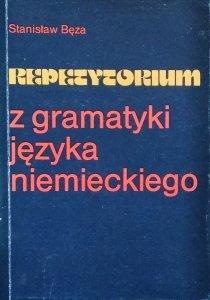 Stanisław Bęza •  Repetytorium z gramatyki języka niemieckiego