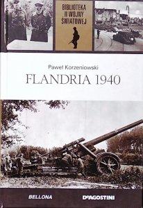 Paweł Korzeniowski • Flandria 1940