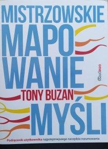 Tony Buzan • Mistrzowskie mapowanie myśli