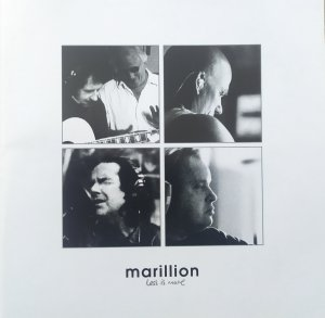 Marillion • Less is More • CD