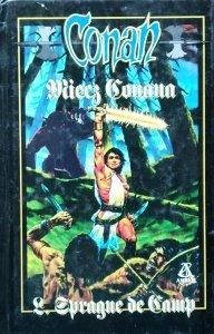 L. Sprague de Camp • Conan. Miecz Conana
