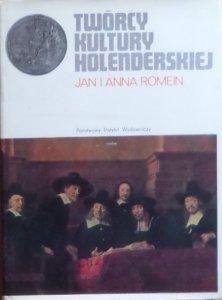 Jan Romein • Twórcy kultury holenderskiej