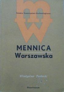 Władysław Terlecki • Mennica Warszawska