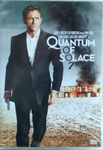 Marc Forster • 007 Quantum of Solace • DVD