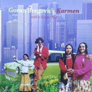 Goran Bregovic • Karmen with a Happy End • CD