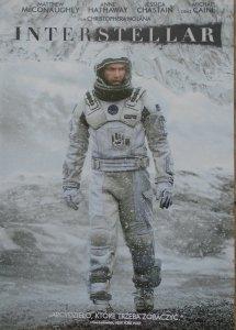 Christopher Nolan • Interstellar • DVD