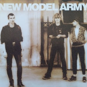 New Model Army • New Model Army [2006] • CD