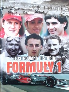 Tim Hill • Ilustrowana historia Formuły 1