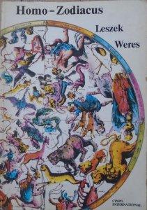 Leszek Weres • Homo-Zodiacus [astrologia]