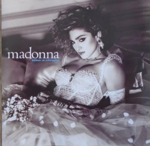 Madonna • Like a Virgin • CD