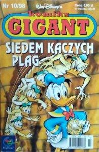Gigant 10/98 • Siedem kaczych plag