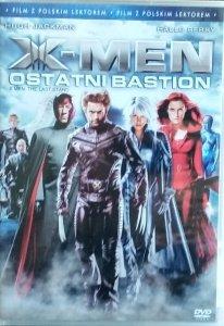 Brett Ratner • X-men. Ostatni bastion • DVD